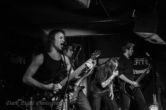 Playing Testament with Bacement, Helsinki 2012