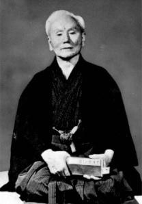 Master Funakoshi Gichin (1868-1957)