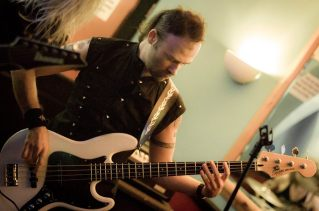 2014, Live at The Fortesque, Plymouth (UK)